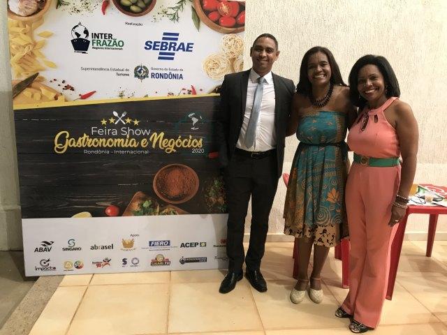 Lançamento da Feira Show Gastronomia e Negócios