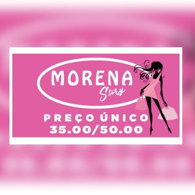 Morena Story 3 anos